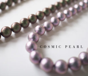 Cosmic Pearl in Andromeda colors