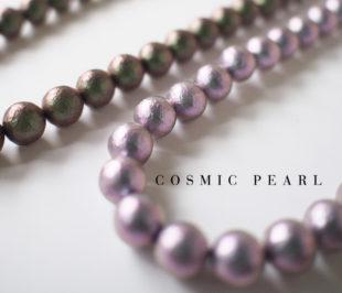 Cosmic Pearl in Andromeda colors