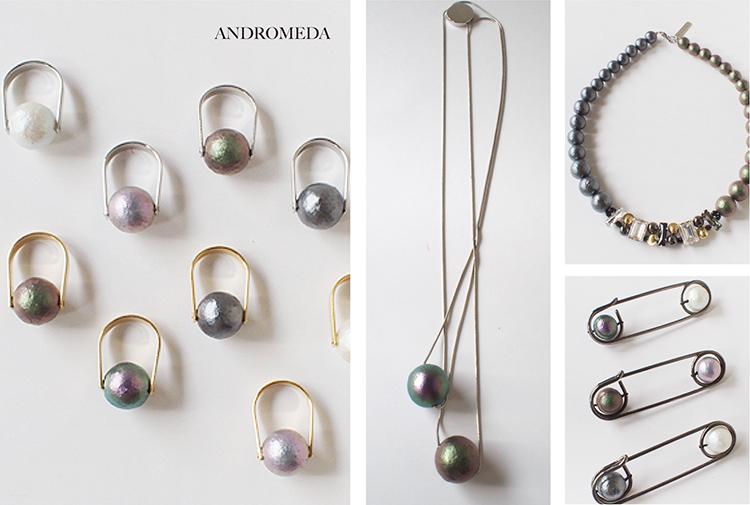 """Cosmic Pearl """"Andromeda"""""""